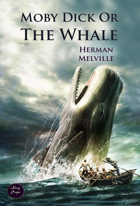 Moby Dick is a white sperm whale that defies whalers